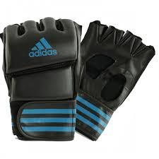 כפפות mma adicsg08 שחור כחול