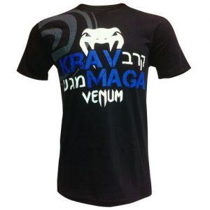 """חולצת Venum """"Krav Maga"""" T-shirt"""