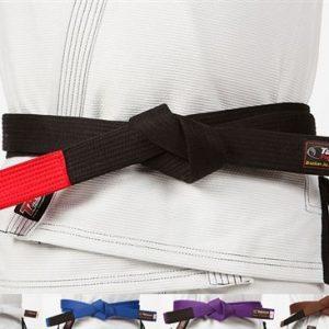 חגורת בוגרים ג`וג`יטסו Adult BJJ Rank Belt