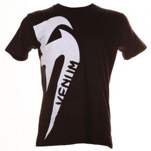 """חולצת Venum """"Giant N"""" Tshirt - Black"""