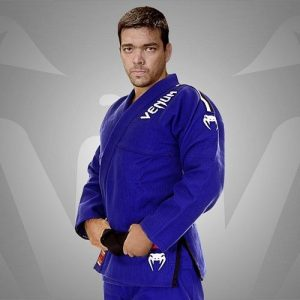 "חליפת BJJ GI ""ABSOLUTE"" - GOLD WEAVE - BLUE"