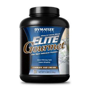 אבקת חלבון מתקדמת - DYMATIZE ELITE GOURMET