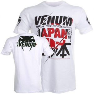 "חולצת VENUM ""WAND`S RETURN"" JAPAN UFC WALKOUT"