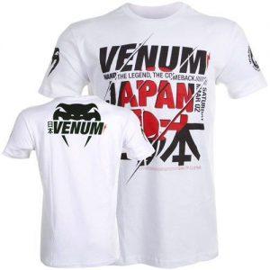 """חולצת VENUM """"WAND`S RETURN"""" JAPAN UFC WALKOUT"""