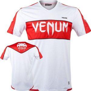 חולצת Venum Competitor Dry Tech T-shirt חולצת אימון white