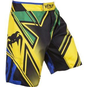 מכנס לחימה Venum Wand`s Conflict ירוק/צהוב