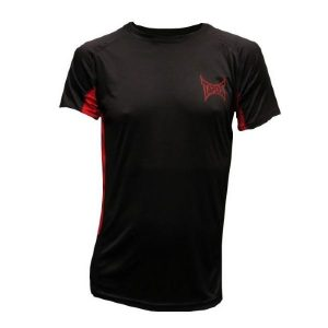 חולצת אימון TAPOUT PRECISION-COMBAT COMPRESSIONRED.