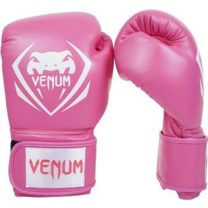 כפפות Venum CONTENDER Boxing Gloves ורודות