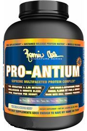 אבקת חלבון רוני קולמן - pro-antium