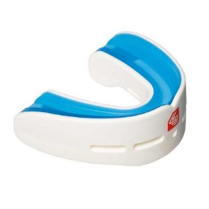 "מגן שיניים כפול SHOCK DOCTOR ""NANO DOUBLE FIGHT"" MOUTHGUARD"
