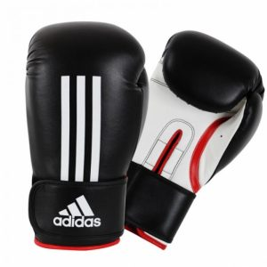 Adidas Energy 100 boxing gloves שחור אדום