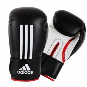 Adidas Energy 100 boxing gloves שחור אדום