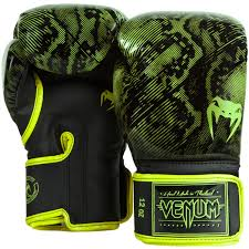 fusion venum yeloow gloves