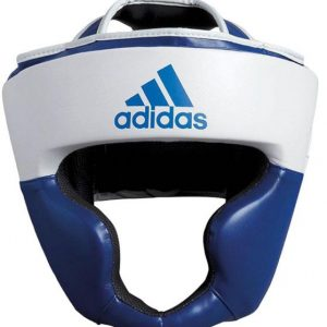 Headgear Boxing Adidas RESPONSE כחול