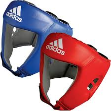 adidas AIBA approved Boxing Head Guard Re