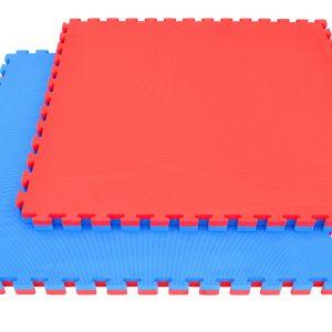 מזרן פאזל אדום כחול