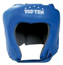 מגן ראש TOPTEN Boxing headguard