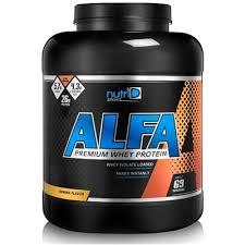אבקת החלבון אלפא ALFA